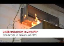Video: Brandversuch