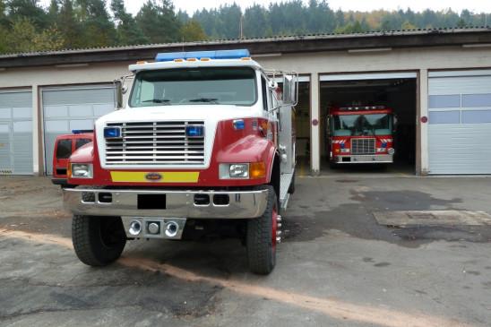 Feuerwehr der US-Army – Unterschiede im Detail