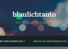 Blaulicht-Blogger (05): Ein bunter Mix aus Erlebnissen