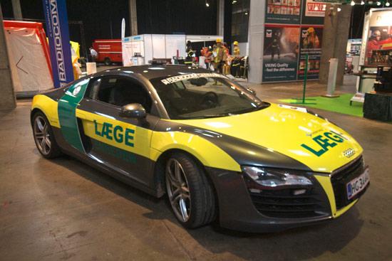 Audi R8 NEF