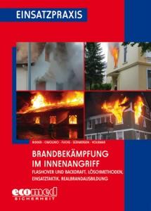 Buchcover Brandbekämpfung