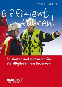"""Buchcover """"Effizient führen"""""""