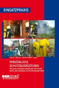 """Buchcover """"Persönliche Schutzausrüstung"""""""