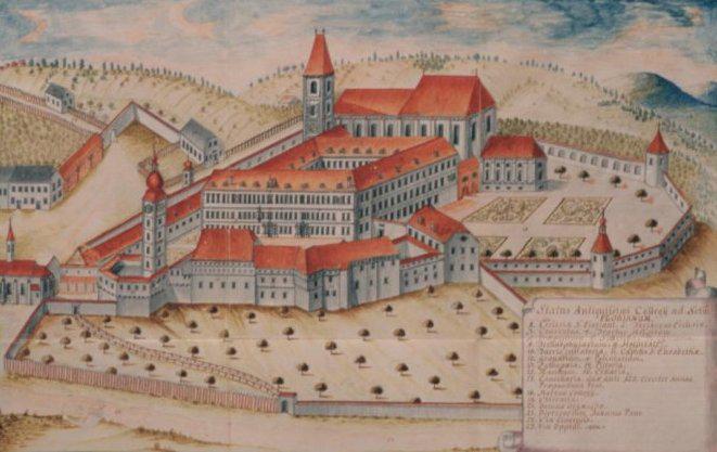 Kloster St. Florian im Spätmittelalter