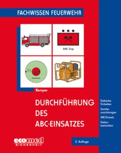 """Cover der Broschüre """"Durchführung des ABC-Einsatzes"""""""