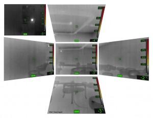 Würfelblick als Methode einen Raum zu erkunden. Bild: M. Reichardt/WBK-Einsatz.de