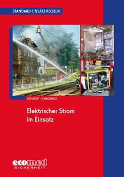 Buchcover: Elektrischer Strom im Einsatz