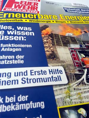 Cover des Sonderhefts Erneuerbare Energien