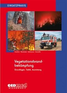 """Buchcover Cimolino et al """"Vegetationsbrandbekämpfung"""""""