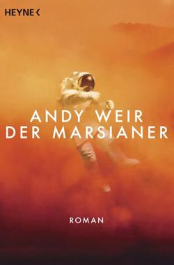 """Buchcover """"Der Marsianer"""""""