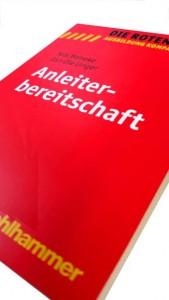 Rotes Heft 226 Anleiterbereitschaft