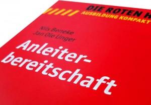 Buchcover Die roten Hefte 226 Anleiterbereitschaft