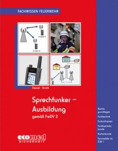 Cover des Buchs Sprechfunkerausbildung