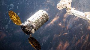 Orbital ATK Cygnus Raumtransporter (OA6)