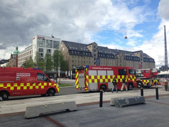 Feuerwehr Kopenhagen
