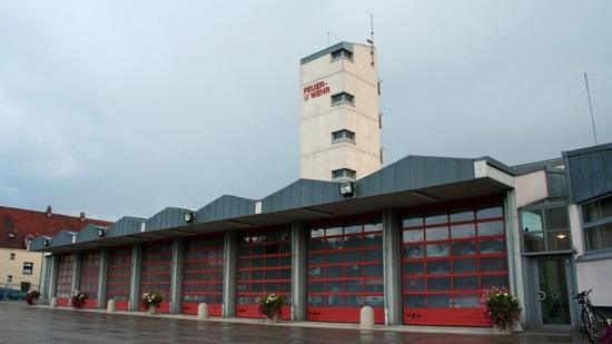 Symbolbild Feuerwehrhaus