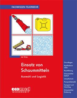 Buchcover De Vries: Einsatz von Schaummitteln