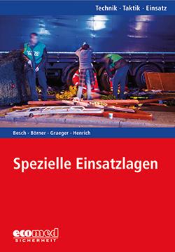 """Buchcover """"Spezielle Einsatzlagen"""""""