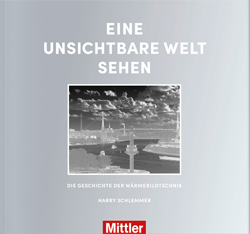 """Cover des Buchs """"Eine unsichtbare Welt sehen"""""""