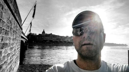 Ein Selfie gehört inzwischen zu jedem Lauf dazu.
