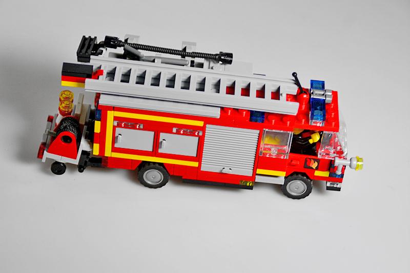 Feuerwehr Farnheim - HLF 20/16.