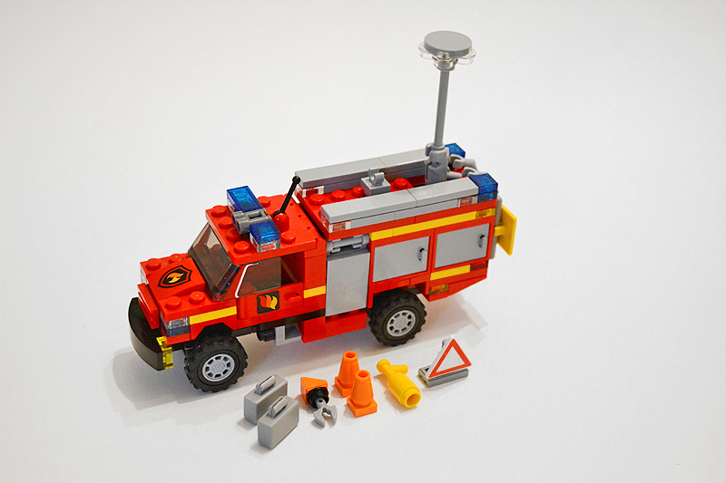 Feuerwehr Farnheim - VRW37. Quelle: Feuerwehr Farnheim
