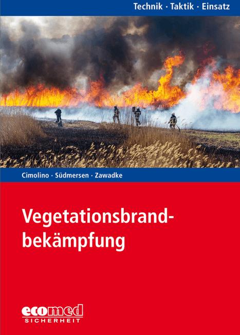 Buchcover Vegetationsbrandbekämpfung